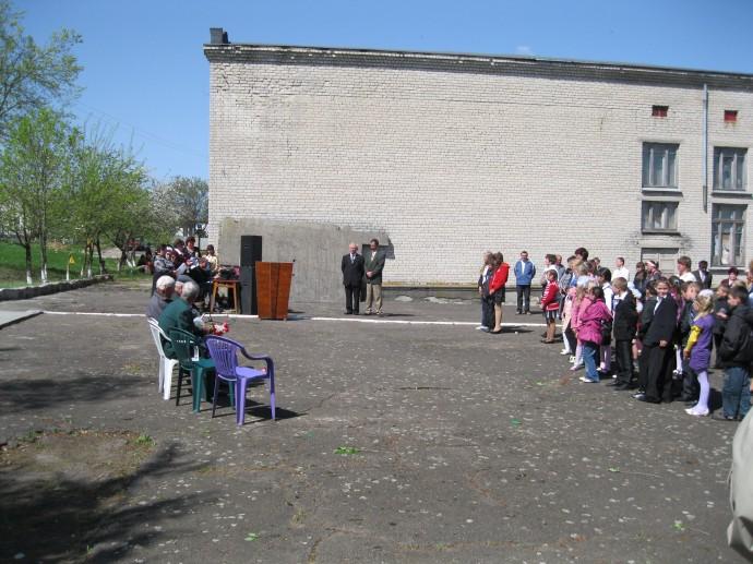 9-те травня у Новокрасному